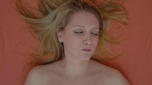 Wet blonde   Czech Orgasm 126