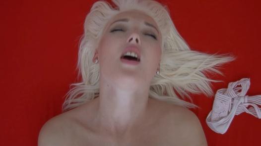 Blonde fairy   Czech Orgasm 183