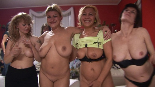 CZECH PARTIES 1 - PART 1 (MATURE)