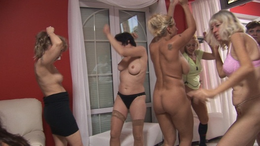 Party with mature women 2 | Czech Parties 1 part 2