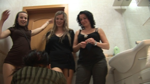 Secretaries and Miss CR 2007 1 | Czech Parties 3 part 1