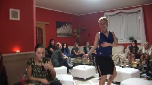 Secretaries and Miss CR 2007 3   Czech Parties 3 part 3