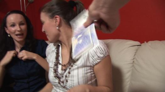 Secretaries and Miss CR 2007 4 | Czech Parties 3 part 4