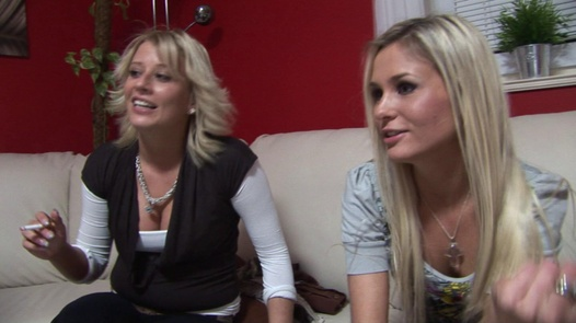 Party mit den Blondinen (1) | Czech Parties 4 Teil 1