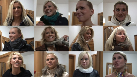 CZECH PARTIES 4 - PART 1 (BLONDES)