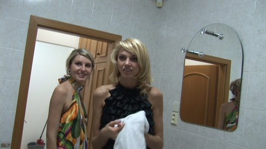 Party with the blondes (3) | Czech Parties 4 part 3