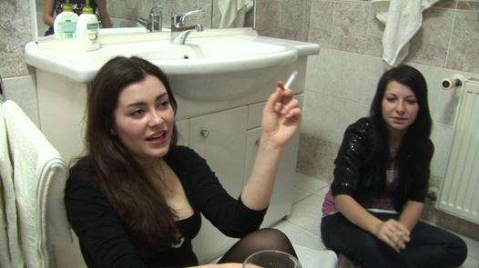 100 brunettes fuck for cash (2) | Czech Parties 5 part 2