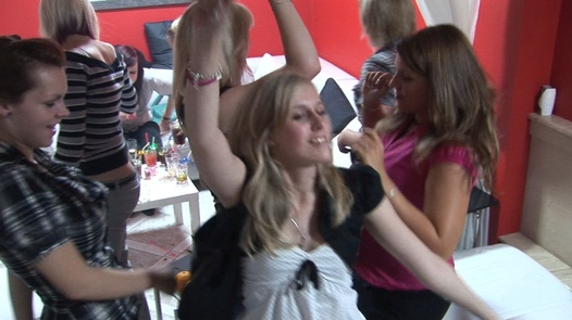 Beautiful students will do anything for cash (1) | Czech Parties 6 part 1