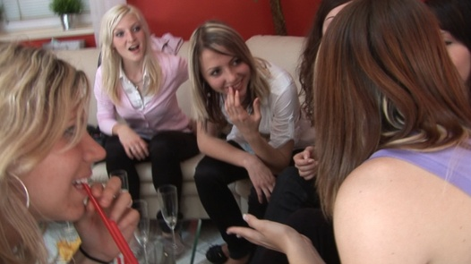 Beautiful students will do anything for cash (2) | Czech Parties 6 part 2