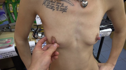 The maid with a bonus fuck | Czech Pawn Shop 2