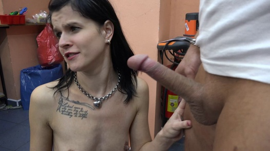 The maid with a bonus fuck | Czech Pawn Shop 2
