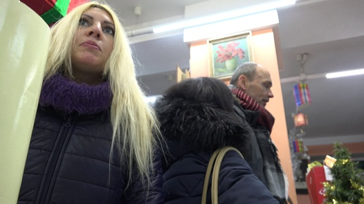 The busty blonde needs to pay the rent   Czech Pawn Shop 3