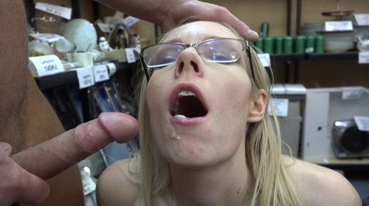 The anal bombshell   Czech Pawn Shop 6