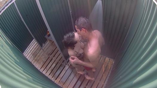 Shower blowjob | Czech Pool 16