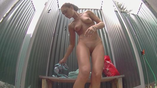 Sporty brunette   Czech Pool 51