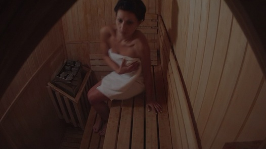 Temperature is rising, pussies getting wet | Czech Sauna 8