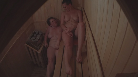 Young and busty | Czech Sauna 20