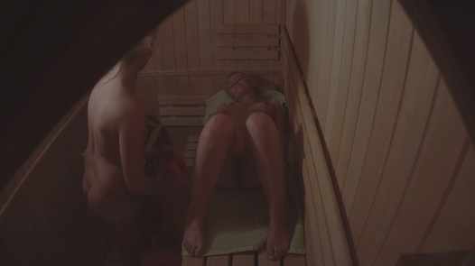 Blonde models | Czech Sauna 36