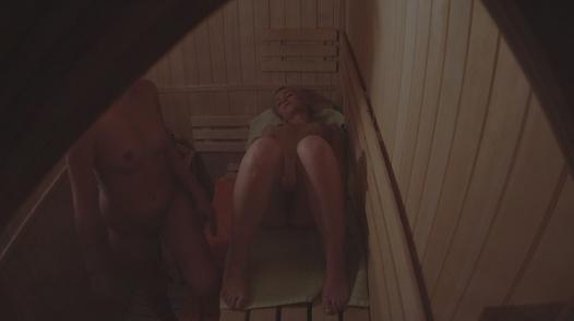Blonde models | Czech Sauna 36