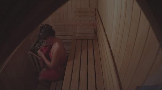 Girls from the university | Czech Sauna 39