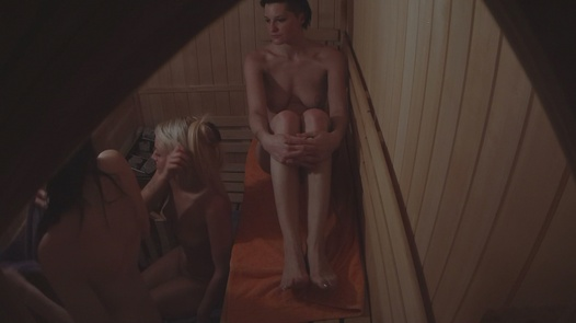 Three hot pussies | Czech Sauna 42