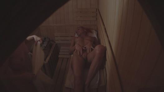Two wet pussies | Czech Sauna 43