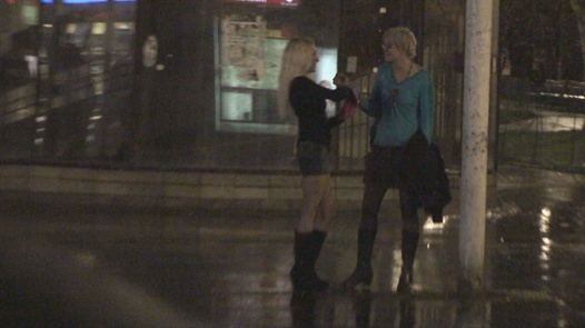 Prostitute caught redhanded | Czech Snooper 5