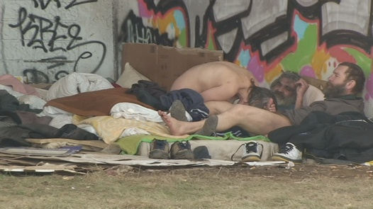 Homeless | Czech Snooper 10