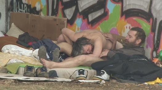 Homeless   Czech Snooper 10