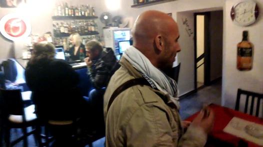 Secret mission - horny bartender | Czech Spy 3