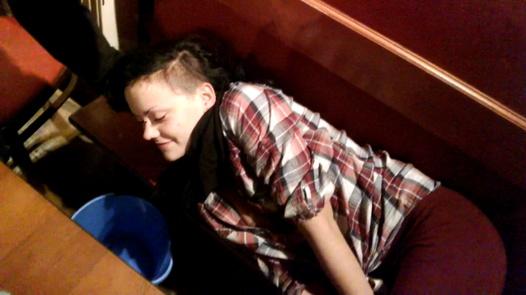 Secret mission - girl from a pub   Czech Spy 4