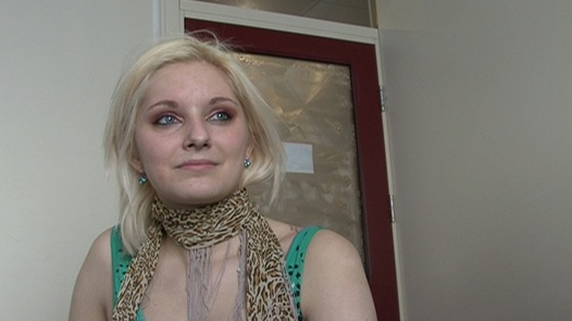 Freshly legal pussy   Czech Streets 36