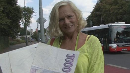 Grandmother Jarmila