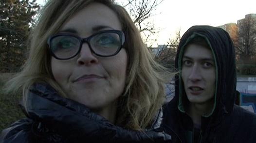 Miss Marketa loves money and cocks | Czech Streets 71