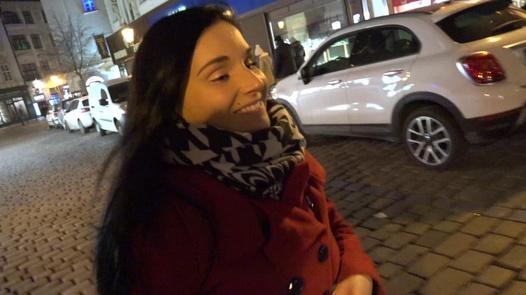 Slovak party girl Lucia | Czech Streets 101