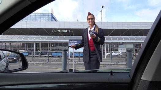 Stewardess Andrea | Czech Streets 106