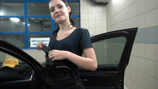 Carwash beauty | Czech Streets 107