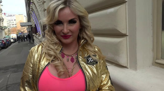 Jaruska the Barbie