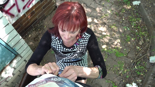 Mrs Irena loves money and cocks | Czech Streets 111