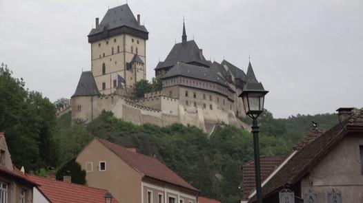 Tour-guide from Karlstejn | Czech Streets 113