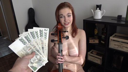 18 y/o virtuoso with DDD tits | Czech Streets 117