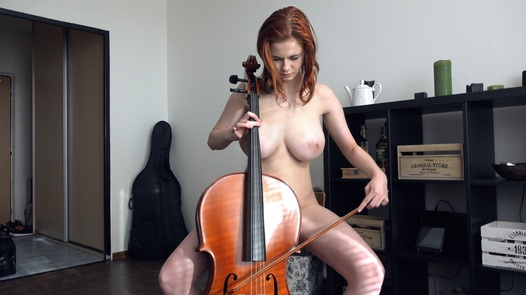 18 y/o virtuoso with DDD tits