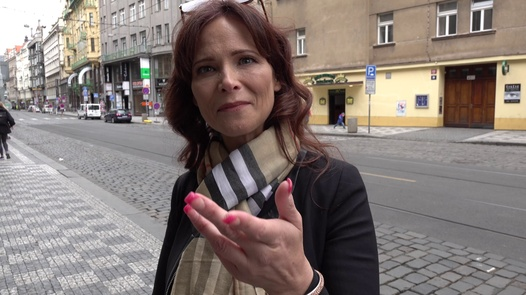 Czech Streets Milf Anal