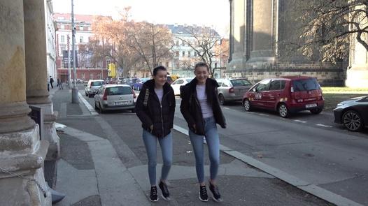 Naive twins | Czech Streets 124
