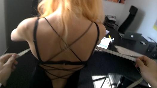 Natalie - cock shaped mouth | Czech Supermodels 10