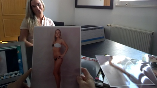 Tereza - oral witchcraft   Czech Supermodels 20
