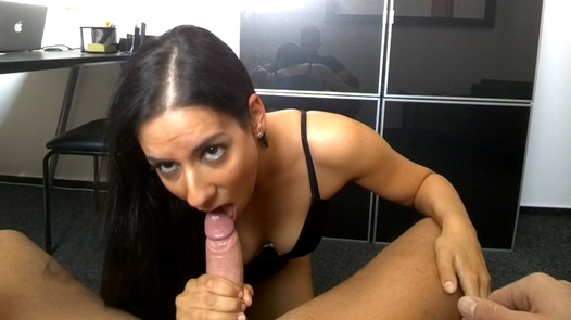 Veronika - goddess of sucking cocks | Czech Supermodels 21