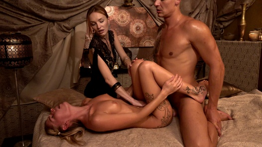 Tantric couple ritual