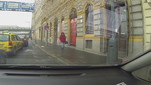 Student squirts five times | Czech Taxi 2