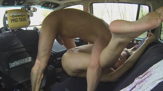 Gigantic squirt | Czech Taxi 3